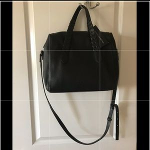 French Connection Emory Satchel